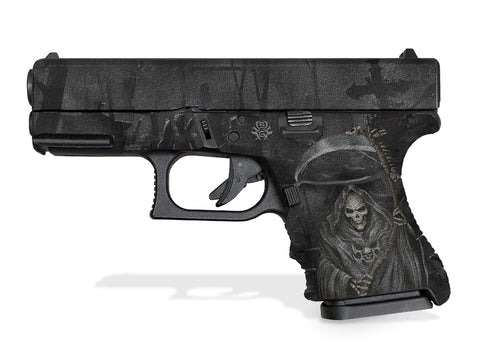 Glock 30SF Decal Grip - Grim Reaper