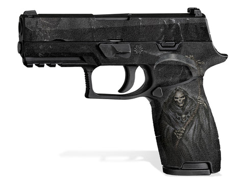 Decal Grip for Sig P320 Carry (2016+) Grim Reaper
