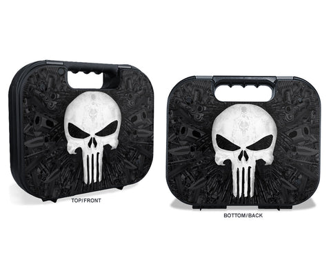 Glock Case Graphics Kit - The Punisher