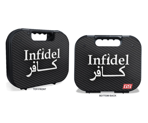 Glock Case Graphics Kit - Infidel