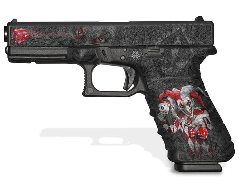 Glock 17 Gen 3 Decal Grip - The Joker