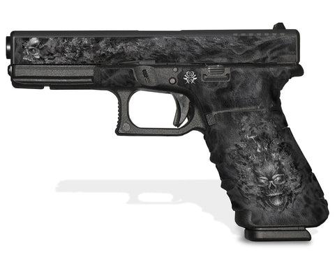 Glock 17 Gen3 Tactical Grip Graphics - NITRO