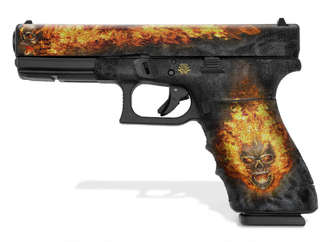 Glock 21 SF Decal Grip - NITRO