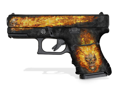 Glock 30SF Decal Grip - NITRO