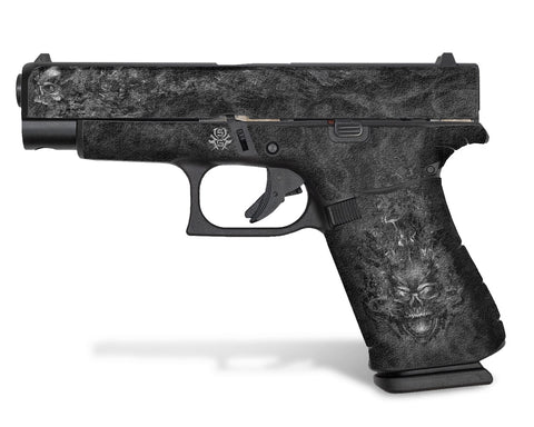 Glock 48 Decal Grip - Nitro
