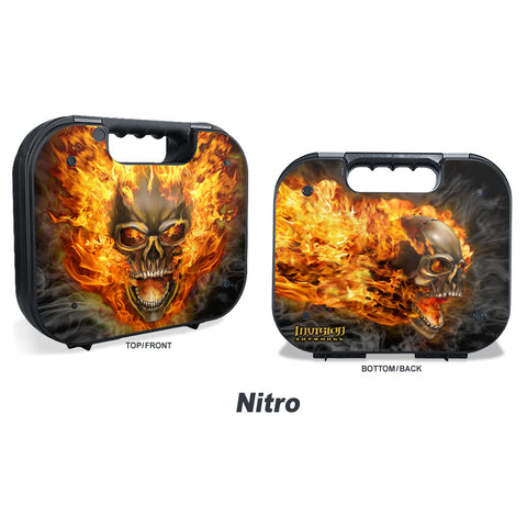 Glock Case Graphics Kit - NITRO