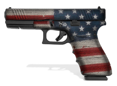 Glock 20 SF Decal Grip - Old Glory