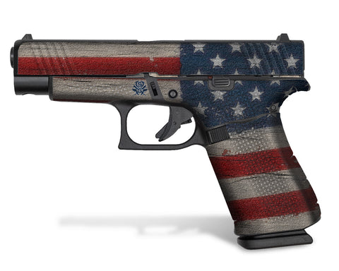 Glock 48 Decal Grip - Old Glory