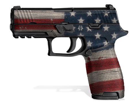 Decal Grip for Sig P320 Carry (2016+) Old Glory