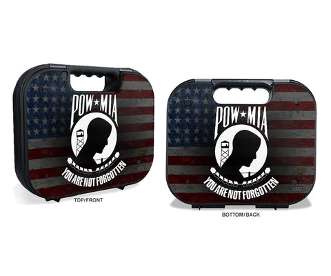 Glock Case Graphics Kit - POW