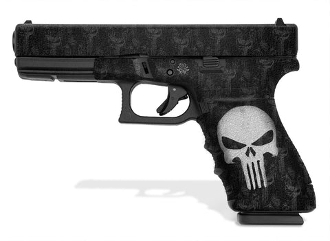 Glock 20 SF Decal Grip - Punisher