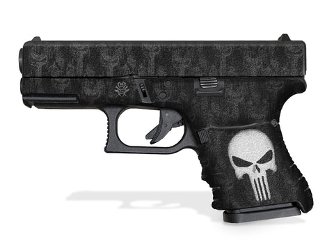 Glock 30SF Decal Grip - The Punisher