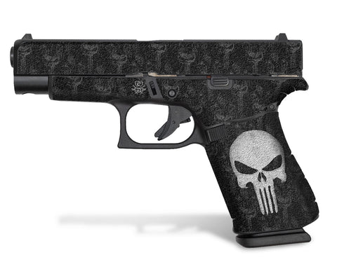 Glock 48 Decal Grip - Punisher