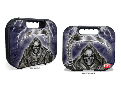 Glock Case Graphics Kit - Grim Reaper