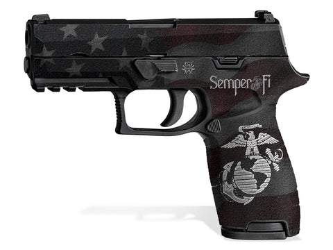 Decal Grip for Sig P320 Carry (2016+) Semper Fi