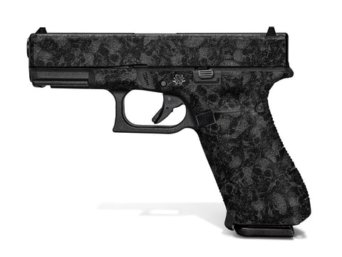 Glock 45 Decal Grip - Skull Collector