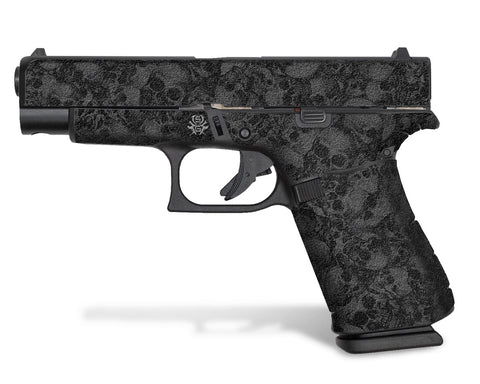 Glock 48 Decal Grip - Skull Collector