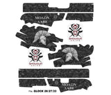 Glock 26 Decal Grip - Sparta / Molon Labe