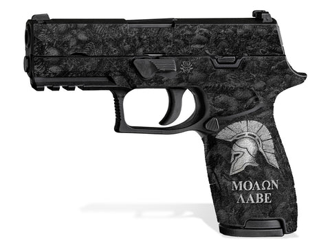 Decal Grip for Sig P320 Carry (2016+) Molon Labe