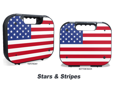 Glock Case Graphics Kit - Stars & Stripes