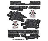 Glock 26 Decal Grip - Steampunk