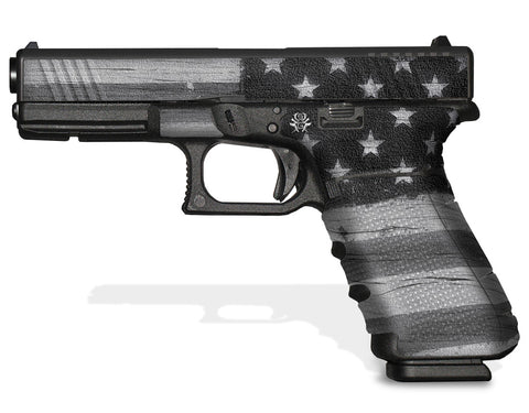 Glock 22 Decal Grip - Subdued