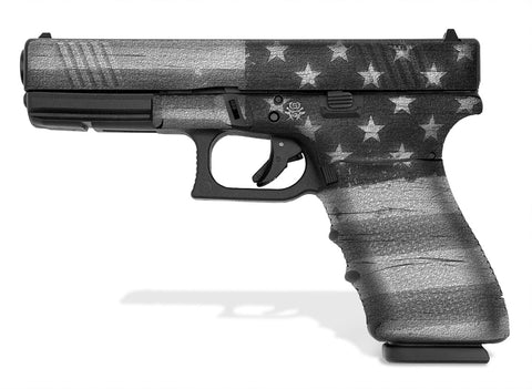 Glock 20 SF Decal Grip - Subdued