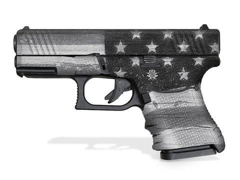 Glock 29SF Decal Grip - Subdued