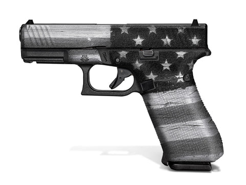 Glock 45 Decal Grip - Subdued