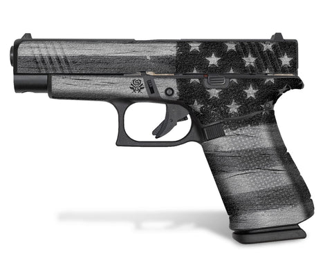 Glock 48 Decal Grip - Subdued