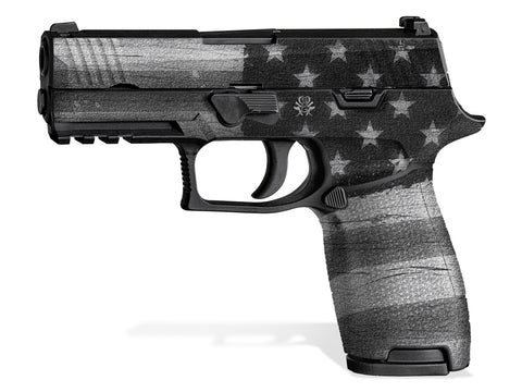 Decal Grip for Sig P320 Carry (2016+) Subdued