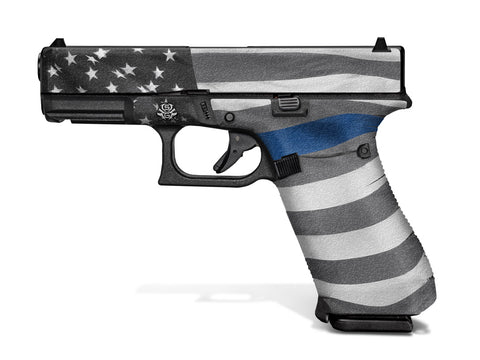 Decal Grip for Glock 45 - Thin Blue Line