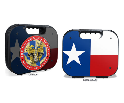 Glock Case Graphics Kit - Spirit of Texas