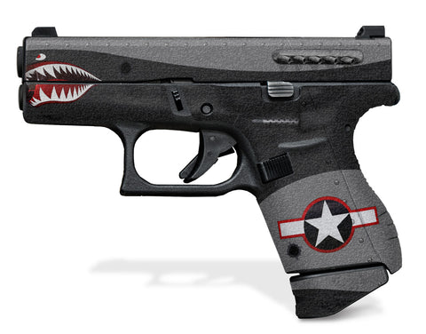 Glock 42 Decal Grip - War Machine