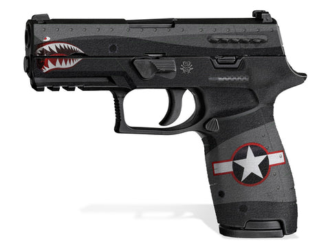 Decal Grip for Sig P320 Carry (2016+) War Machine