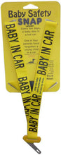 Baby Safety Snap Lanyard