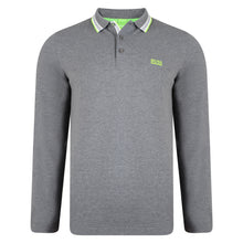 Mens Plisy Long Sleeve Polo Shirt - Buy1Get1HalfPrice.com