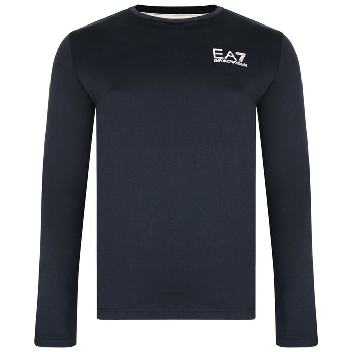 Mens Long Sleeve Chest Logo Top - Buy1Get1HalfPrice.com