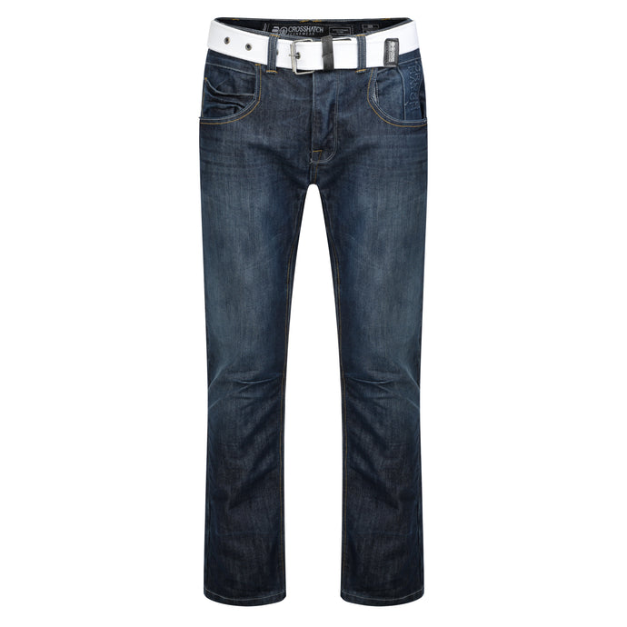 Mens Baltman Straight Fit Jeans - Buy1Get1HalfPrice.com