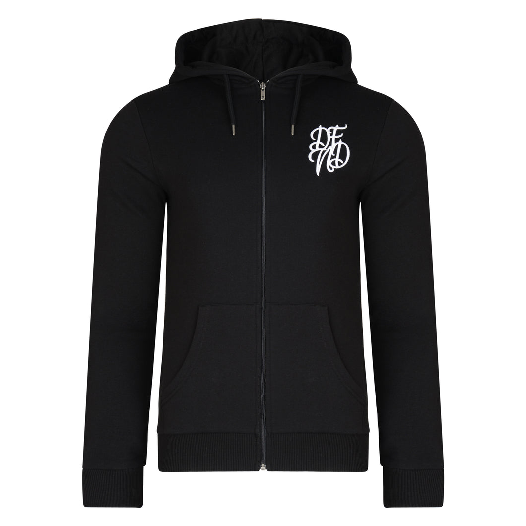 Mens Bamehurst Zip Through Hoody - Buy1Get1HalfPrice.com