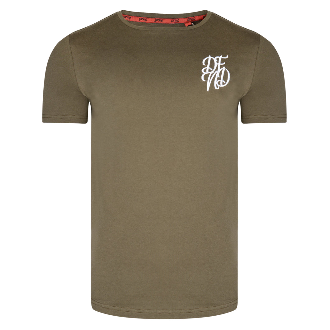 Mens Embroidered T-Shirt - Buy1Get1HalfPrice.com