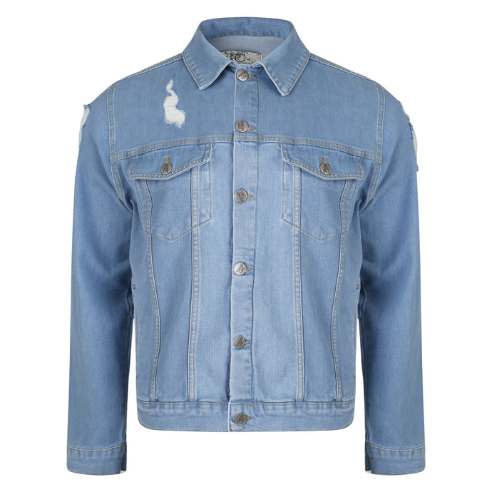 Mens Denim Jacket - Buy1Get1HalfPrice.com