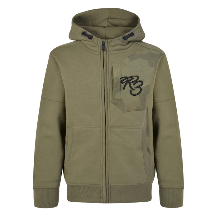 Boys Karmel Zip Through Hoody - Buy1Get1HalfPrice.com