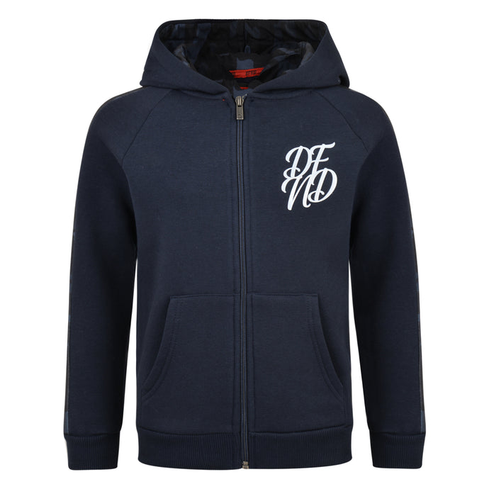 Boys Jumper Zip Through Hoody - Buy1Get1HalfPrice.com