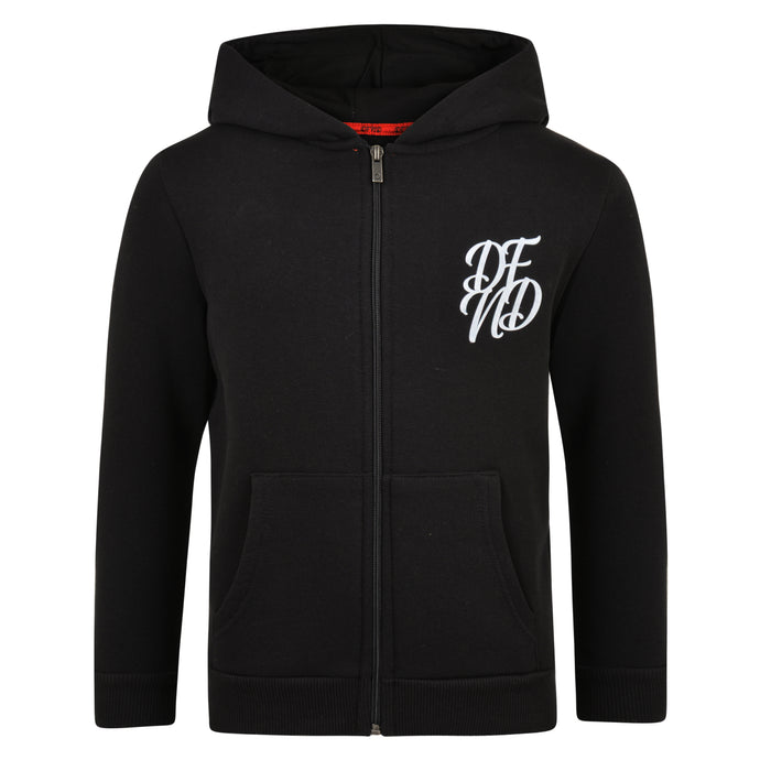 Boys Bamehurst Zip Through Hoody - Buy1Get1HalfPrice.com