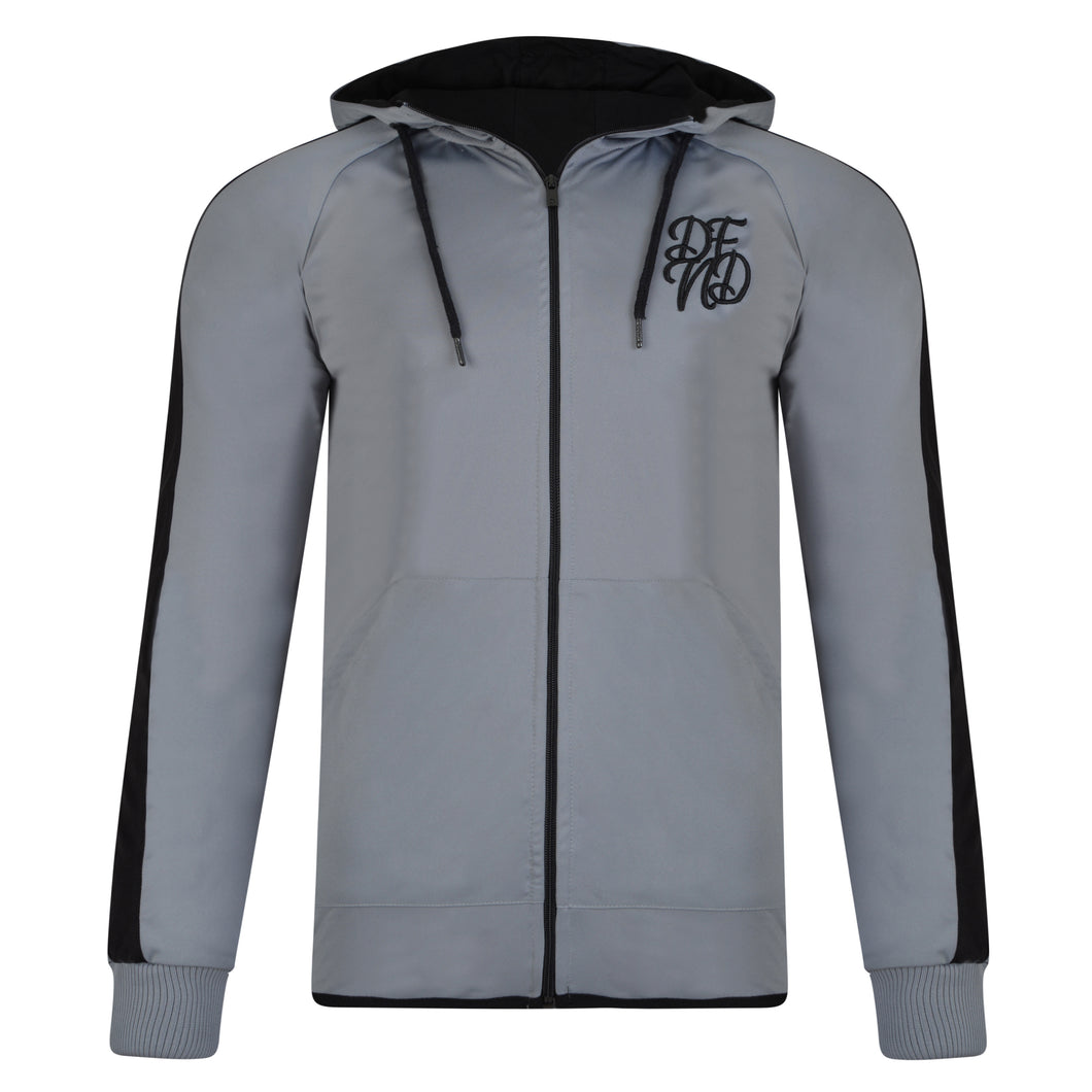 Mens Social Zip Through Hoody - Buy1Get1HalfPrice.com
