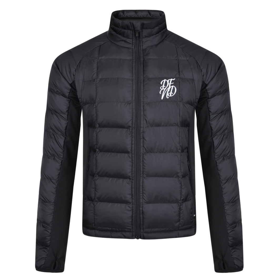 Mens Commander Quilted Jacket - Buy1Get1HalfPrice.com