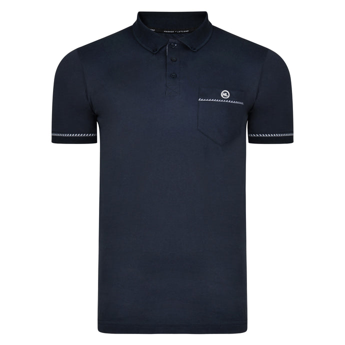 Mens Ticker Polo Shirt - Buy1Get1HalfPrice.com