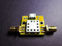915 MHz Filtered Low Noise Amplifier LNA with 15 dB Gain
