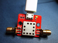 ADS-B Filtered Low Noise Amplifier LNA with 15 dB Gain